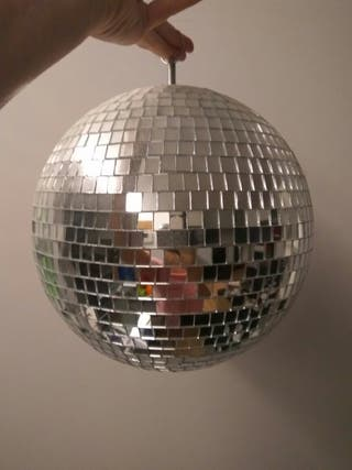 Rebajas! Mirror ball