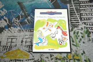 Hans Christian Andersen - 3 Cuentos - DVD
