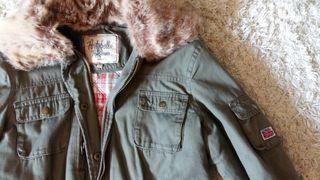 Abrigo verde