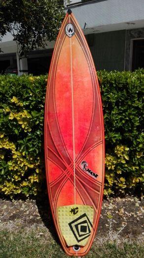 tabla surf niñ@ 5'7''