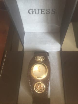 Montre Guess marron