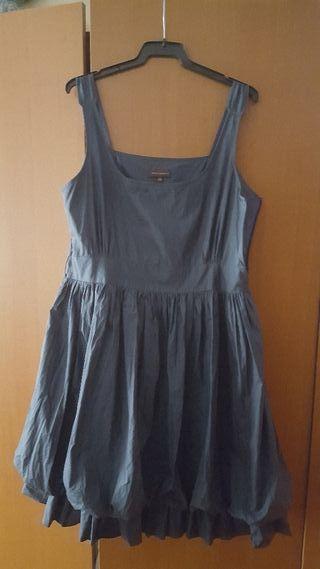 Vestido de Adolfo Dominguez