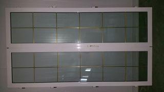 hojas de ventanas aluminio