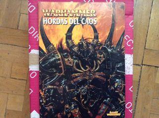Codex Caos Warhammer