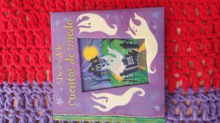 libro cuentos de miedo