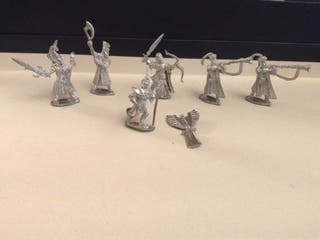 Altos Elfos Warhammer