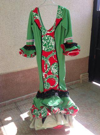 Flamenca traje
