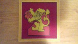 cuadro marqueteria baloncesto zaragoza