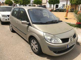 Renault Scenic 2007 (cambio por caravana 750)