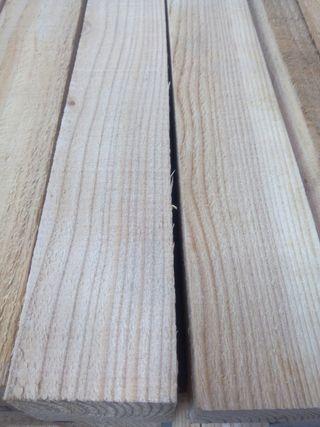 Listones madera de segunda mano por 2 en coslada en - Garajes de madera de segunda mano ...
