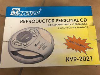 Radio CD NUEVO