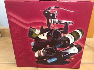 Expositor para vino NUEVO