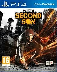 second son PS4