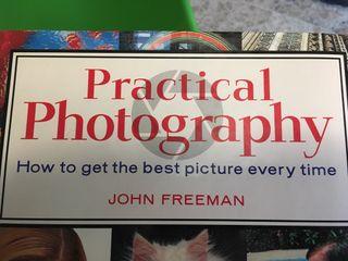 Manual de fotografía en inglés