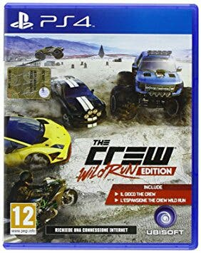 the crew wild of run edition PS4