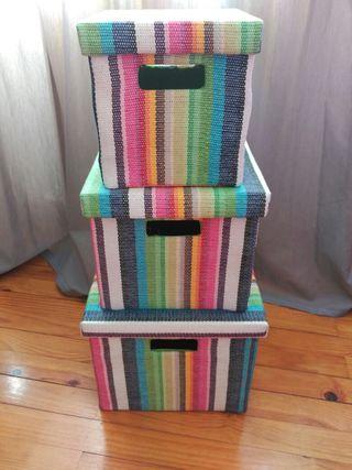 Set 3 cajas