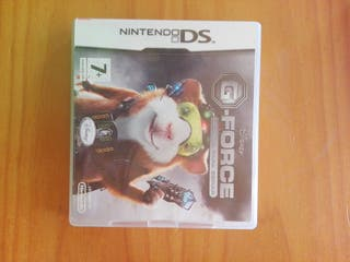 juego nintendo ds G-Force