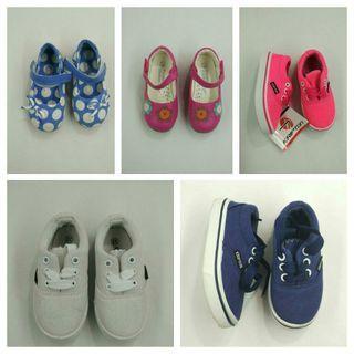 calzado talla 22