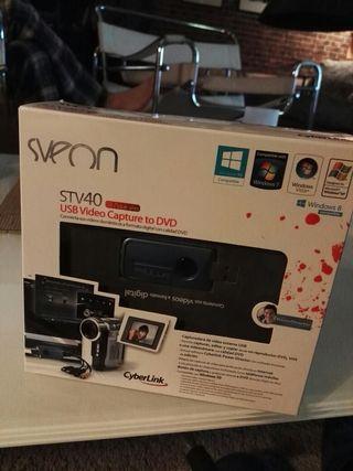USB Video Capture to DVD SVEON