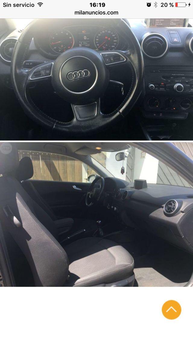 Audi A1 1.2 TFSI SOLO HOY 9500€