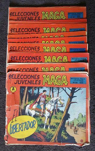 El Libertador comics tebeos comic tebeo