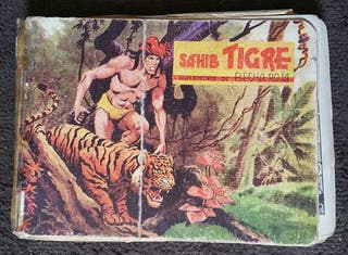 Sahib Tigre comics tebeos comic tebeo