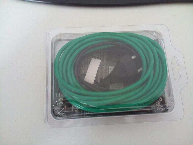 Cable calentador térmico reptiles