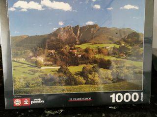 PUZZLE 1000 piezas PEÑAS DE AIA