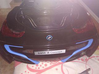 COCHE DE MANDO BMW i8