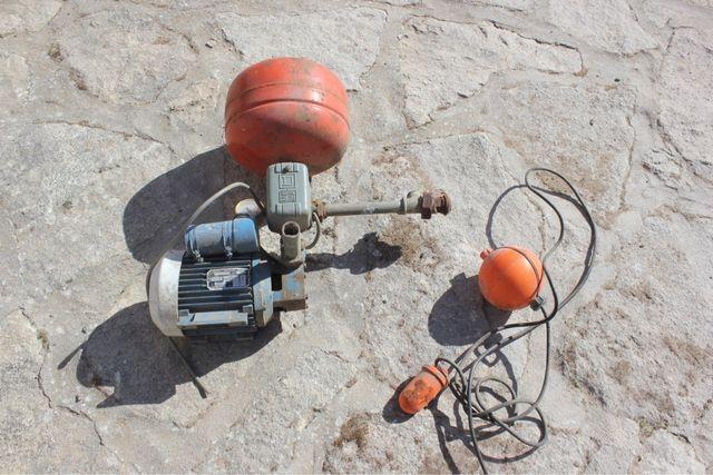 Motor-bomba