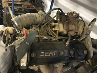Motor seat terra diesel