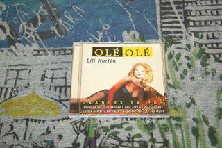 Olé Olé - Lilí Marlén - Grandes Éxitos - CD