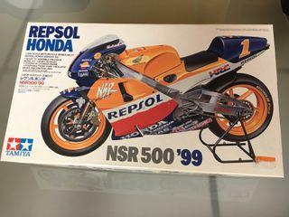 Maqueta Honda NSR 500 '99