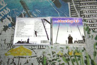 Maxi Pop VI - Varios Artistas - 2 CD's