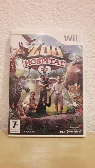Zoo Hospital Wii