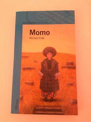Libro lectura Momo