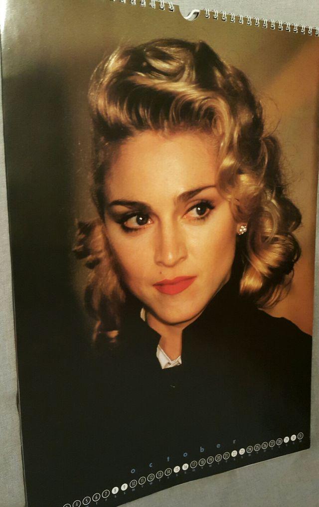 Calendario Madonna (1988)