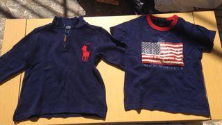 camiseta i jersei Ralph Lauren