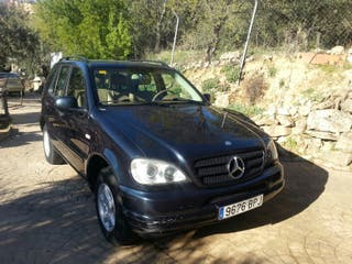 Mercedes-Benz Clase Ml 270 2001