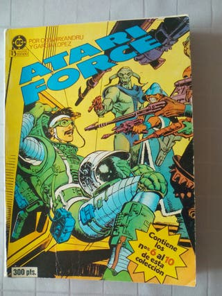 Cómic atari force