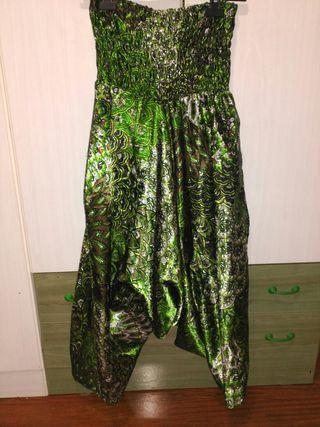 Pantalón original talla adaptable por la goma