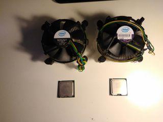 Procesadores Intel Core 2 Duo y Pentium Dual-Core