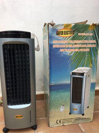 Ventilador, humidificador e ionizador NUEVO