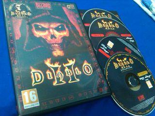 Diablo 2 + Expansion PC