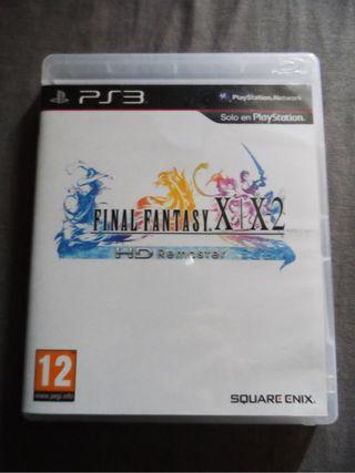 Final Fantasy X/X-2 PS3