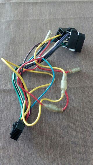 Cable Universal radio coche