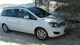 Opel Zafira Abril 2012