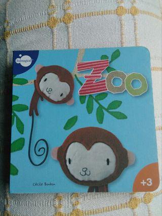 libro puzzle zoo