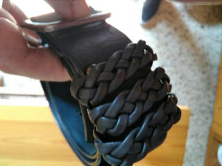 Cinturón mujer