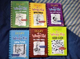 Diario De Greg/ Diary Of A Wimpy Kid